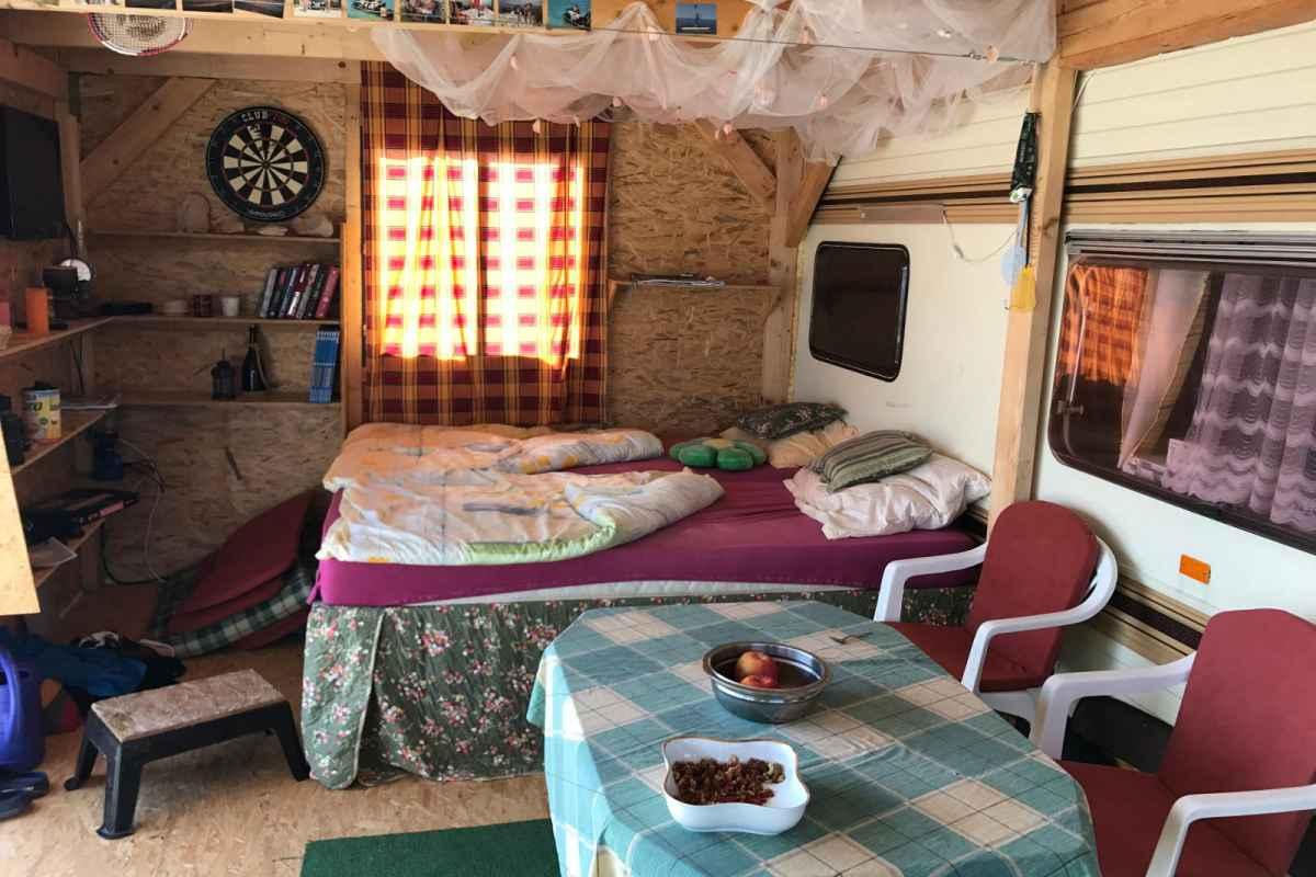 Ubytování v Bungalovu Pag