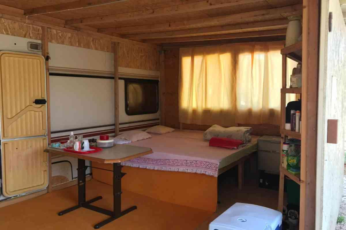 Ubytování v bungalovu